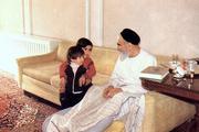 امام چگونه به کنجکاوی های نوه ها پاسخ می گفتند؟