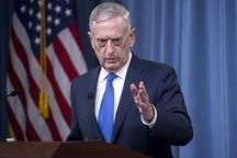 وزیر دفاع آمریکا وارد فیلیپین شد