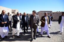 معاون وزیر کشور از روستاهای زاهدان و خاش دیدن کرد