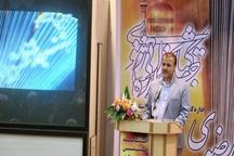 جشنواره کتابخوانی رضوی در بوشهر برگزار شد