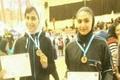 بانوان کونگ فوکار آذربایجان غربی 2 مدال کشوری کسب کردند
