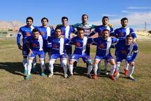 شکست تیم فوتبال کاسپین قزوین در خانه مقابل حریف خوزستانی