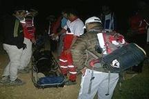 نجات کوهنورد خوزستانی در ارتفاعات اشترانکوه لرستان