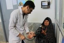 2400 تیم بسیج جامعه پزشکی هرمزگان به مناطق محروم اعزام شدند