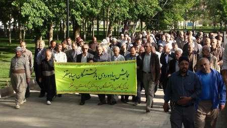 سه برنامه در گرامیداشت سالروز آزاد سازی خرمشهر در سقز برگزار شد
