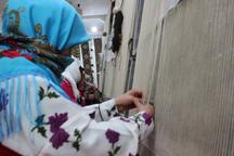 تولید فرش دستبافت در استان اردبیل افزایش یافت