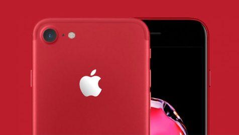 خیریهای که اپل را مجاب کرد آیفون قرمز بسازد