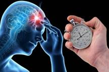 زمان طلایی در سکته مغزی را جدی بگیرید