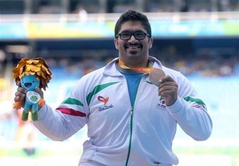 مدال قهرمان پارالمپیک ۲۰۱۶ به حراج گذاشته شد
