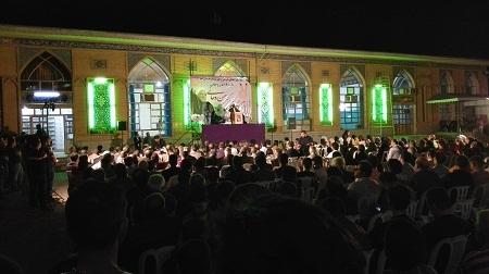 برگزاری همایش حامیان روحانی و رئیسی در آستارا در آخرین روز تبلیغات