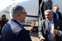 وزیر کار، تعاون و رفاه اجتماعی وارد شیراز شد