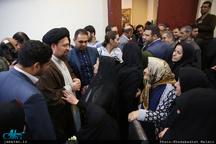 دیدار جمعی از مادران شهدا با سید حسن خمینی