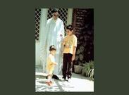 چه شد که اشک سید علی خمینی در آمد؟