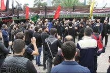یکهزار و ۴۰۰ زائر خارجی اربعین از مرز آستارا وارد ایران شدند