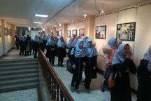 نمایشگاه عکس «مراغه از دیروز تا امروز» برپا شد