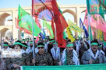 همایش دانشجویی « رویشهای انقلاب » در یزد برگزار شد