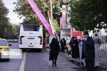 توضیح مدیرعامل شرکت واحد اتوبوسرانی اصفهان در خصوص برخورد یک زن با اتوبوس