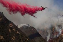 مرگبارترین آتش سوزی کالیفرنیا با 31 کشته+ تصاویر