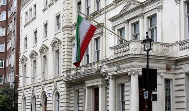 حساب بانکی سفارت ایران در لندن دوباره افتتاح شد