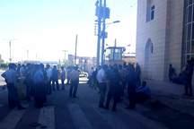 کارگران گروه ملی خواستار آزادی همکاران بازداشتی خود هستند