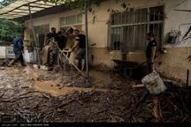کمک 25 میلیارد ریالی معاون رئیس جمهوری به سیل زدگان گیلان