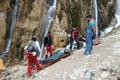 یک کوهنورد بر اثر سقوط از ارتفاعات الموت درگذشت