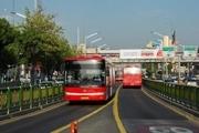 اتوبوسهای مسیر ۱۷ شهریور تهران در تاسوعا و عاشورای تعطیل است