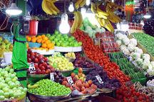 قیمت میوه همچنان در سراشیبی کاهش