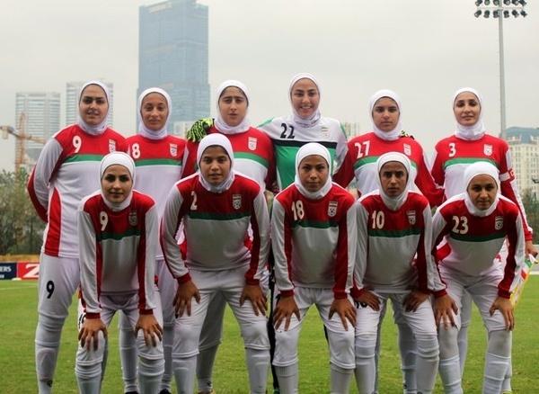 چهار بانوی بوشهری به اردوی تیم ملی فوتبال دعوت شدند