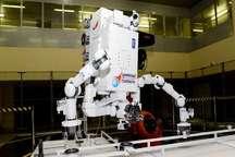 روبات روسی راهی فضا می شود