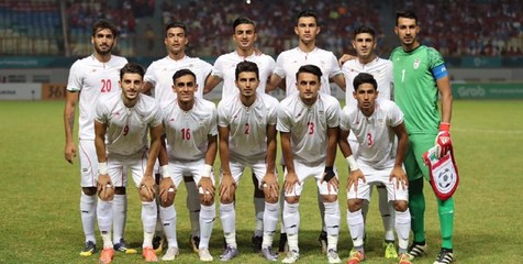 اعلام اسامی 23 بازیکن تیم ملی امید