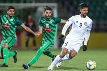 ذوب آهن ایران به مرحله حذفی لیگ قهرمانان آسیا صعود کرد