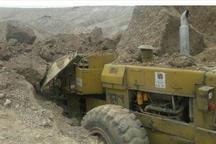 جزئیات حادثه ریزش معدن شن و ماسه در اندیمشک