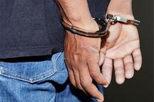 سارق سابقه دار در دماوند دستگیر شد