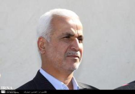 روند بهسازی پروژه گلزار شهدای شهر بوشهر مطلوب است