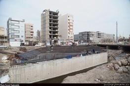 بهره برداری از فاز همسطح پروژه پل روگذر ایستگاه سرعین تا پایان اردیبهشت