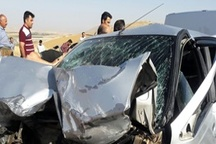 تصادف پراید و پژو ۳ کشته برجای گذاشت
