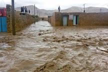 سیلاب به هزار مسکن روستایی در ریگان خسارت زد