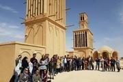 بازدید مسافران از آثار تاریخی ابرکوه 40 درصد افزایش داشت