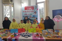 جشن کتاب و کودک در آستارا برگزار شد