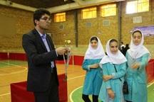 تیم بوشهر قهرمان مسابقات طناب زنی دانش آموزی این استان شد