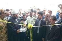 خیرین دزفول با ساخت کلانتری در عرصه تامین امنیت نیز ورود کردند