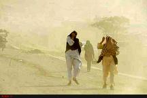 ورزش باد با سرعت 90 کیلومتر در سیستان  غلظت گرد و غبار در زابل 5 برابر حد مجاز