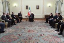 روحانی: ایستادگی و مبارزه با رژیم صهیونیستی تنها راه دستیابی ملت مظلوم فلسطین به حقوق خود است/ تردیدی نداریم که در جنگ اقتصادی بر دشمنان پیروز میشویم