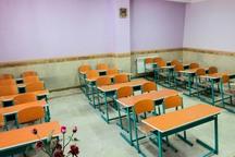 یک واحد آموزشی توسط جراحان خیر قزوین در سرپل ذهاب افتتاح شد
