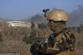 پایان درگیری و گروگانگیری در هتل کابل+ تصاویر