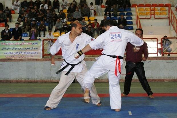کاراته کاران آستارای ایران و آذربایجان به مصاف هم می روند