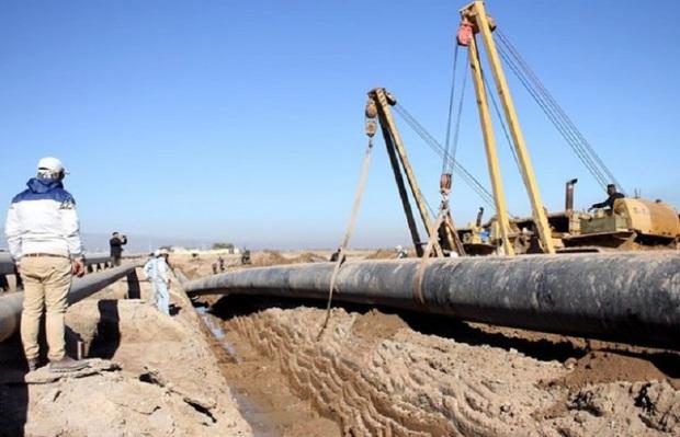 مشکل افت فشار آب 12 روستای خرمشهر برطرف شد