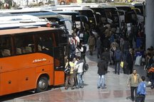 جابجایی مسافر در همدان 11 درصد کاهش یافت