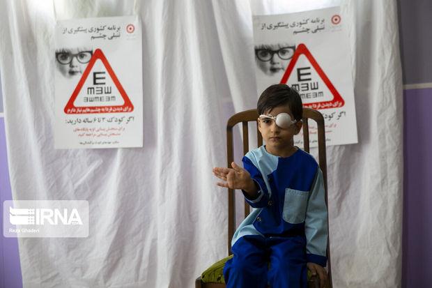 اجرای طرح تنبلی چشم در دزفول نیازمند مشارکت بیشتر مردم